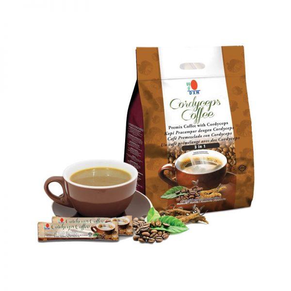 Café con cordyceps